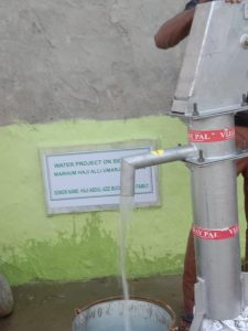 WATER PROJECT 2021